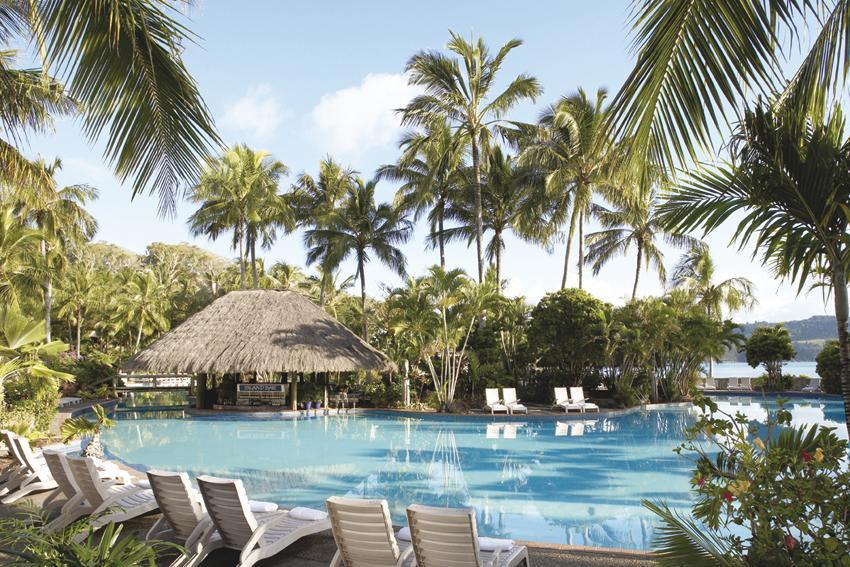 Hamilton Island Accommodation Palm Bungalows